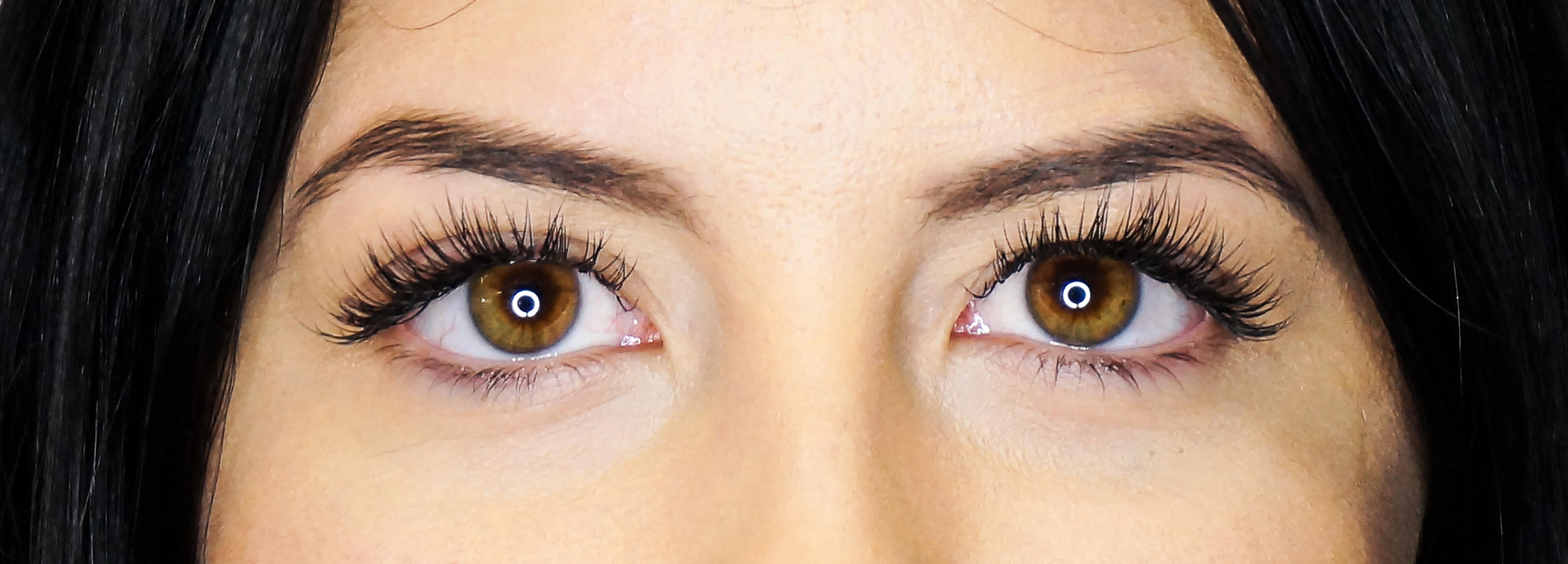 Classic Eyelash Extensions Doll Eye