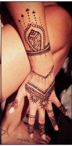 Henna Hand Toronto